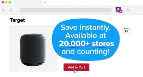 RetailMeNot Deal Finder™️: Free Browser Extension for Coupon Codes & Cash Back Offers