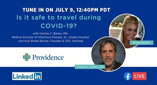Is it safe to travel during COVID-19?