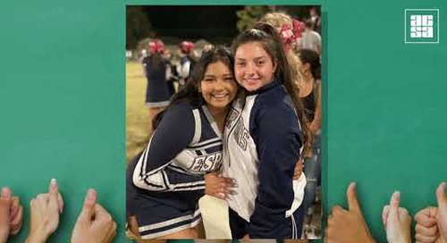 Esparto High student finds new community after loss