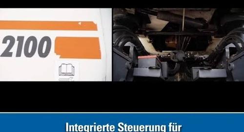 Trimble PCS900 for 3D Milling - German