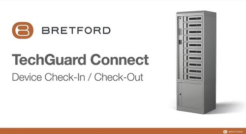 Bretford Connect - for Check-in/Check-out Mode