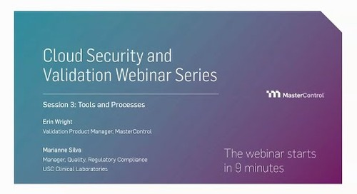 Cloud Security and Validation Webinar Series Part 2 — Cloud Security Myths