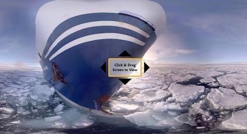 Explore the Spitsbergen Polar Bear Safari in 360° VR