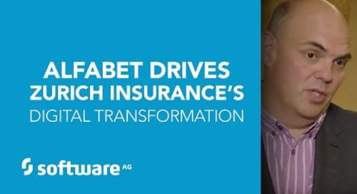 Alfabet Drives Zurich Insurance's Digital Transformation