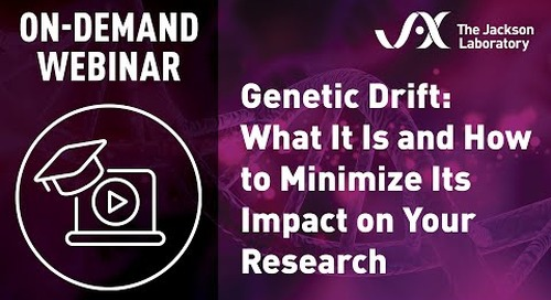 Genetic Drift – What It Is and How to Minimize Its Impact on Your Research