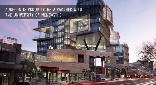 NeW Space, University of Newcastle