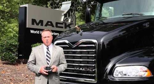 Mack's Stephen Roy Answers ALS Ice Bucket Challenge