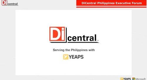 DiCentral Philippines Executive Forum, 24 June 2021