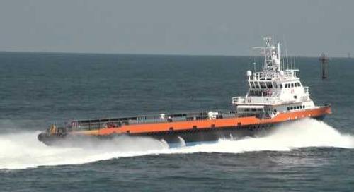 Gulf Craft Hull 472 - M/V RJ Coco McCall
