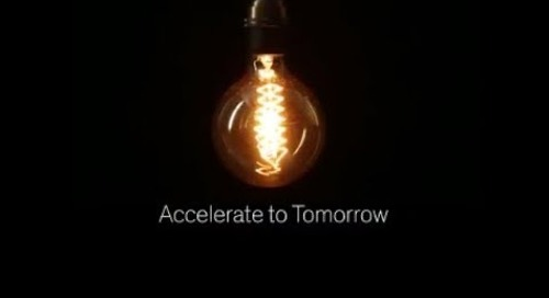 Arrow vSAN Accelerator Programme - Accelerate to Tomorrow