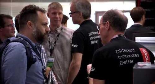 Lenovo at VMworld 2016