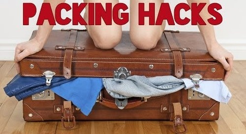 10 Insanely Easy Packing Hacks
