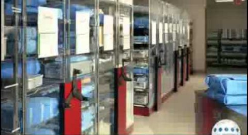 High Density Storage For Hospitals | Medical Shelving and Cabinet Storage Solutions