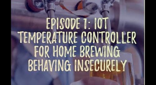 Internet of Stranger Things - Episode 1