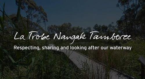 La Trobe University Eco-corridor – Naming campaign, Australia