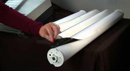 VariQuest Poster Maker - Set-up & Paper Installation
