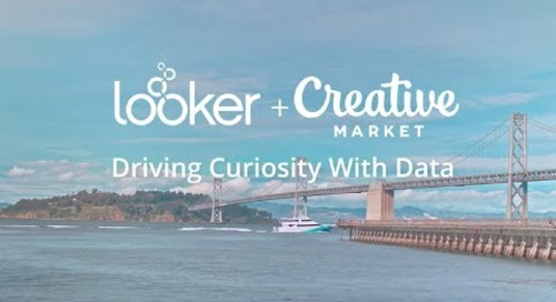 Creative Market - Driving Curiosity with Data