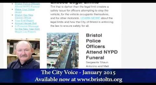 City Voice Newsletter for January