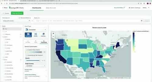 MongoDB Charts: the easiest way to visualize document data (MongoDB World Keynote, part 5)