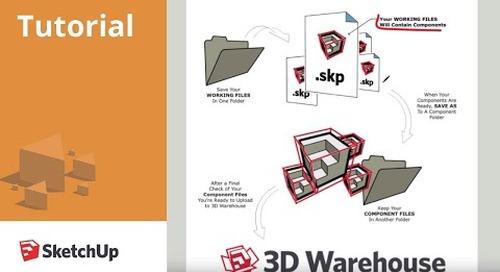 3D Warehouse Checklist Intro