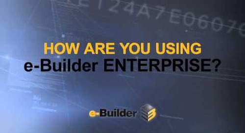 Southern Methodist University and e-Builder Software