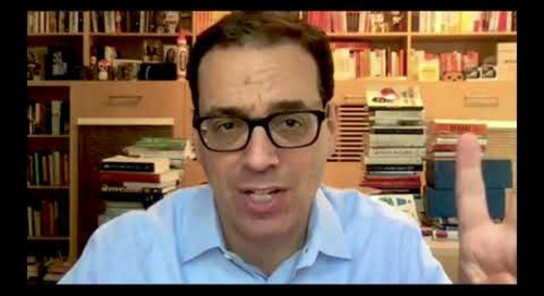 Daniel Pink on how people find their way at different rates