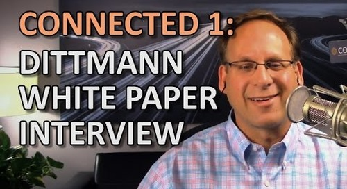 Connected 1: Dr. Paul Dittman Discussses B2B Integration, EDI, Supply Chain & More