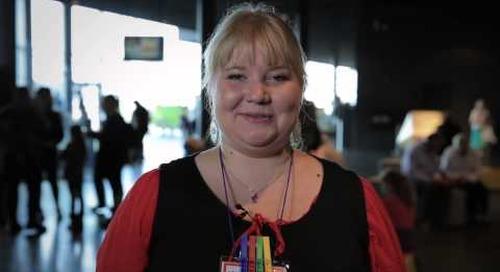 Esperanto conference in Reykjavik Iceland July 2013 - testimonial Siru Laine
