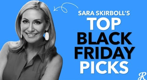 Sara Skirboll's Top 5 Black Friday Picks