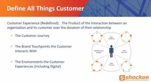 API portfolio strategy - Defining all things customer