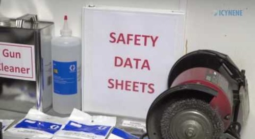 Icynene Spray Foam Insulation: Job site safety requirements