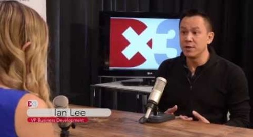 Ian Lee of DAC Group - Amber Mac's Canadian Tech Spotlight at Dx3 2014