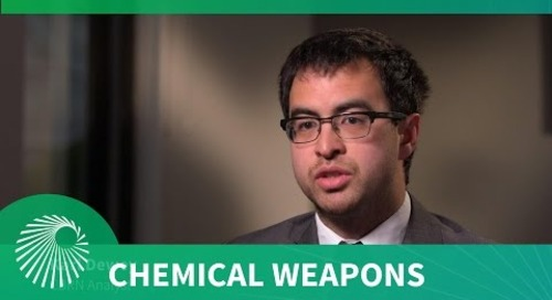 Chemical weapons in Syria and Iraq