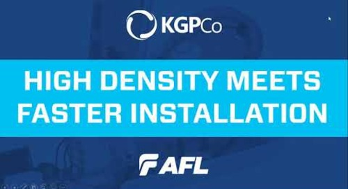 "Webinar Recording ""High Density Meets Faster Installation,"" Featuring Apex™"