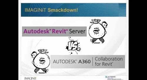 Revit Server vs. Collaboration for Revit
