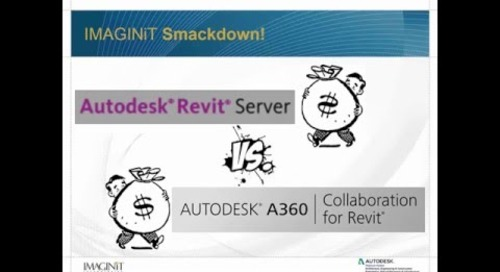 Revit Server vs. Collaboration for Revit