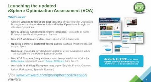 VMware Short & Snappy Update May 2015