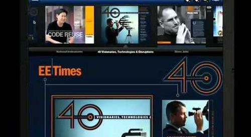 A Glimpse into Digital Magazine Innovation!