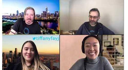 Tanzu.TV Tanzu Tuesdays -  Tanzu SQL on Kubernetes with Judy Wang and Marco Nicosia