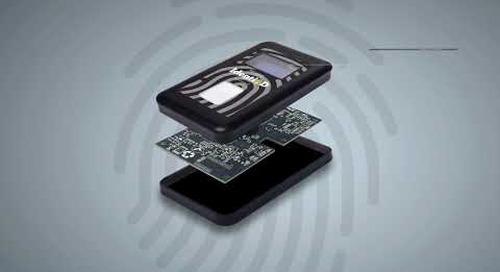 IdentiD: Punto De Acceso Biométrico