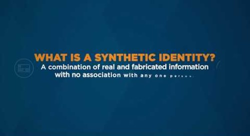 The Rising Tide of Synthetic Identity Fraud
