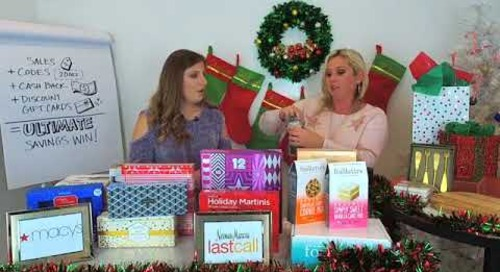 Savvy Savings with Sara | Holiday Gift Guide