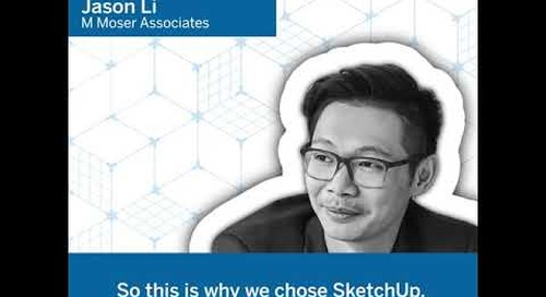 [Testimonial] See why M Moser chooses SketchUp to collaborate