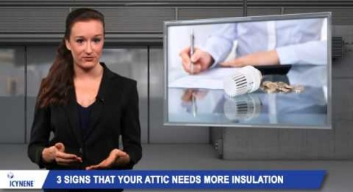 Spray Foam Insulation: How to tell if you need to upgrade your attic insulation