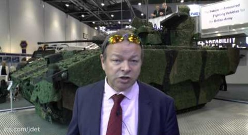 DSEI 2015: Cyber: the ever-expanding sector