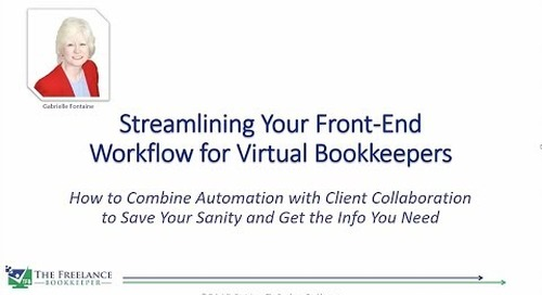 Document Collection Webinar Series Part 3: Streamlining Your Front-End Workflow