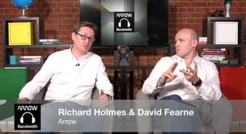 How to listen to Arrow Bandwidth