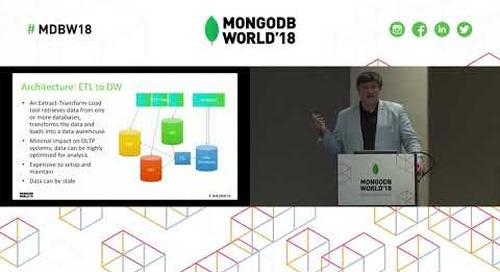 Data Analytics with MongoDB