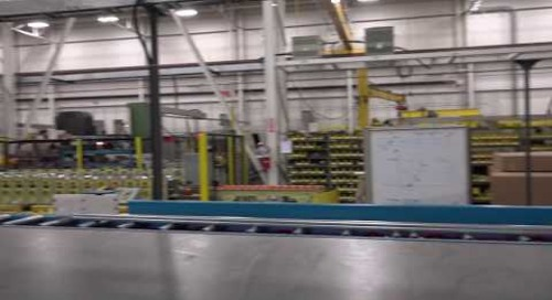 Samco Machinery Greenfield Rollforming Line With Master Bundler