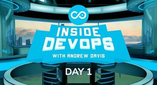 Day 1: DevOps Center with Karen Fidelak + David Brooks
